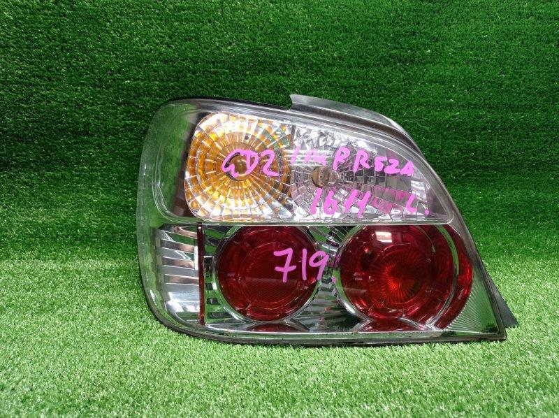 Стоп-сигнал Subaru Impreza GD2 EJ152DX 10/2003 задний левый (б/у)