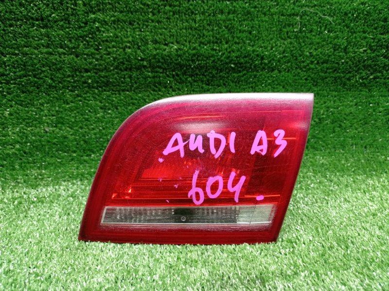 Стоп-вставка Audi A3 8PA CAXC 2010 задняя правая (б/у)