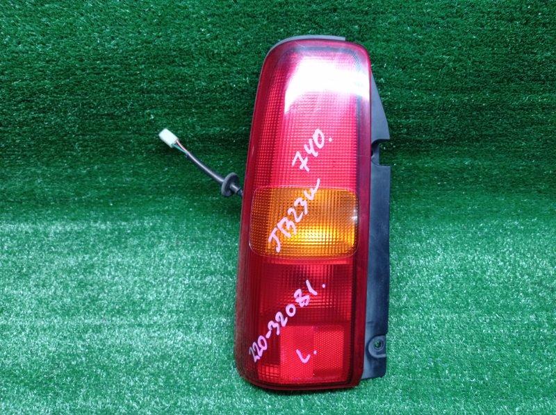 Стоп-сигнал Suzuki Jimny JB23 K6AT 2001 левый (б/у) 22032081 22032081