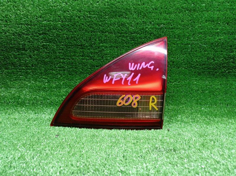 Стоп-вставка Nissan Wingroad WFY11 QG15DE 2003 задняя правая (б/у)