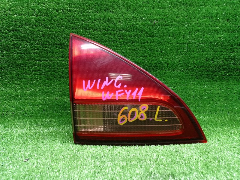 Стоп-вставка Nissan Wingroad WFY11 QG15DE 2003 задняя левая (б/у)