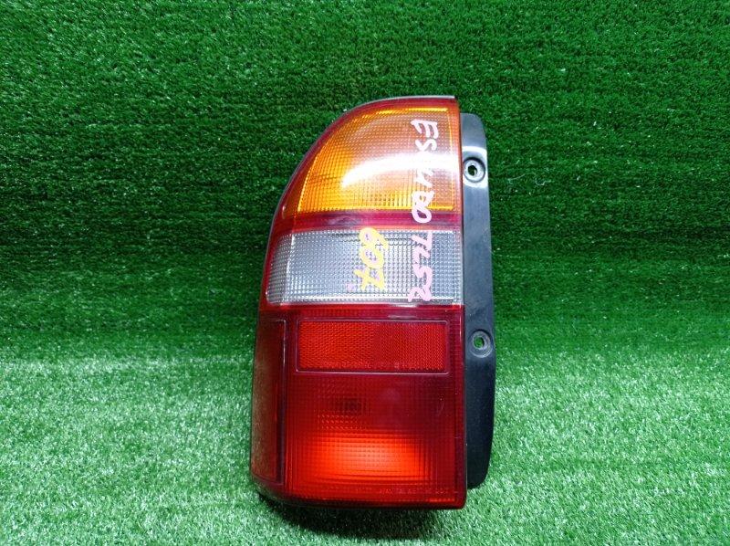 Стоп-сигнал Suzuki Escudo TL52W J20A 1999 задний левый (б/у)