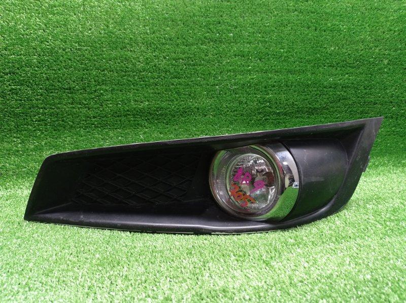 Туманка Subaru Legacy BR9 EJ253JU 2012 передняя левая (б/у)