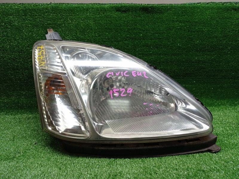 Фара Honda Civic EU2 D15B 2001 передняя правая (б/у)