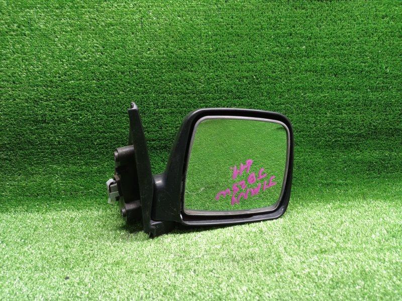 Зеркало Suzuki Jimny JB23W K6A-T 2001 правое (б/у)