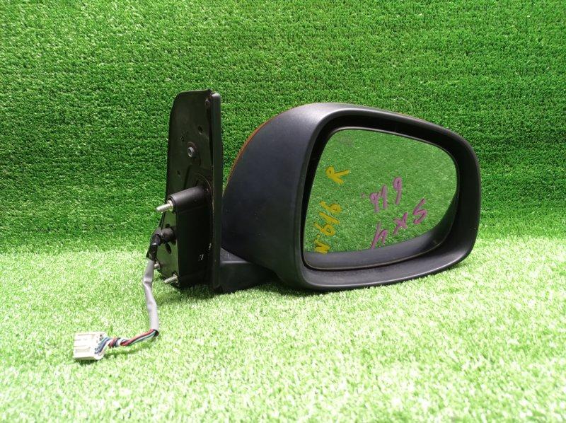 Зеркало Suzuki Sx4 YB41S J20A 2006 правое (б/у)