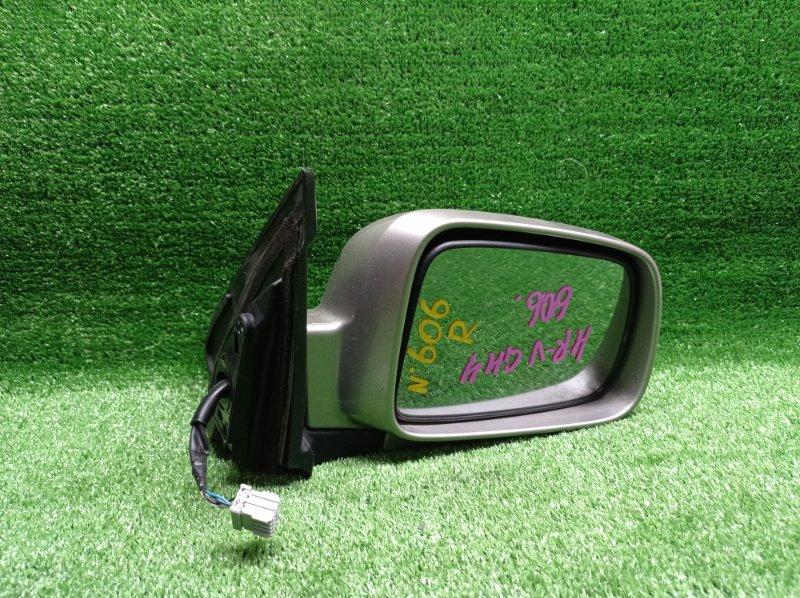 Зеркало Honda Hr-V GH4 D16A 2004 правое (б/у)