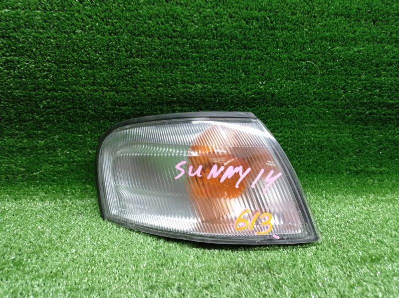 Габарит Nissan Sunny FB14 GA15DE 11/1995 передний правый (б/у) 3356