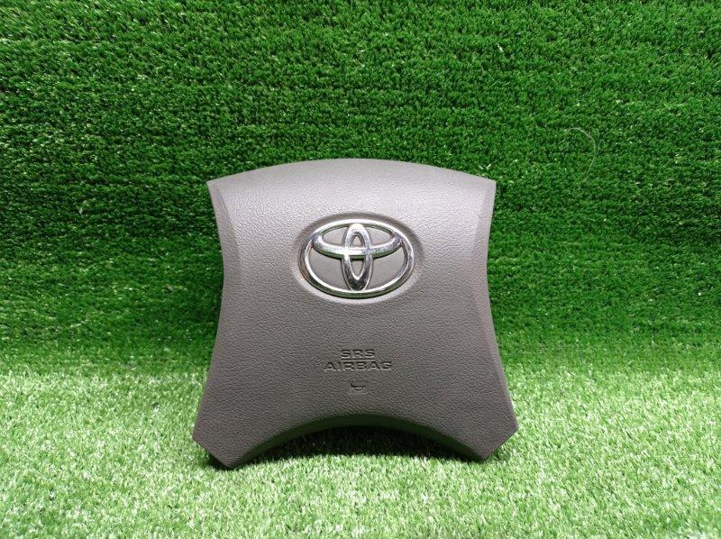 Airbag на руль Toyota Corolla Axio NZE141 1NZFE 2008 (б/у)