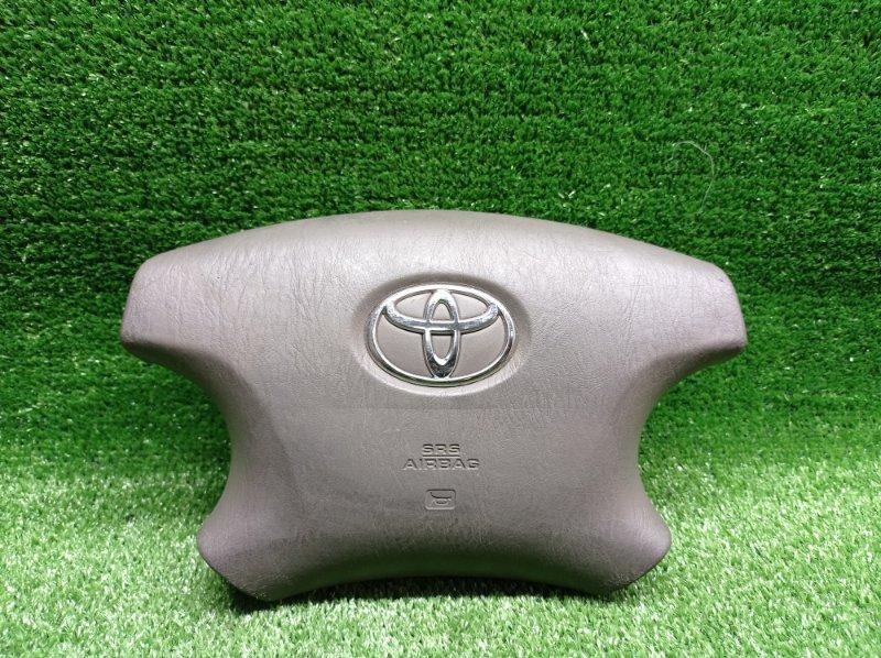 Airbag на руль Toyota Corolla NZE121 (б/у)
