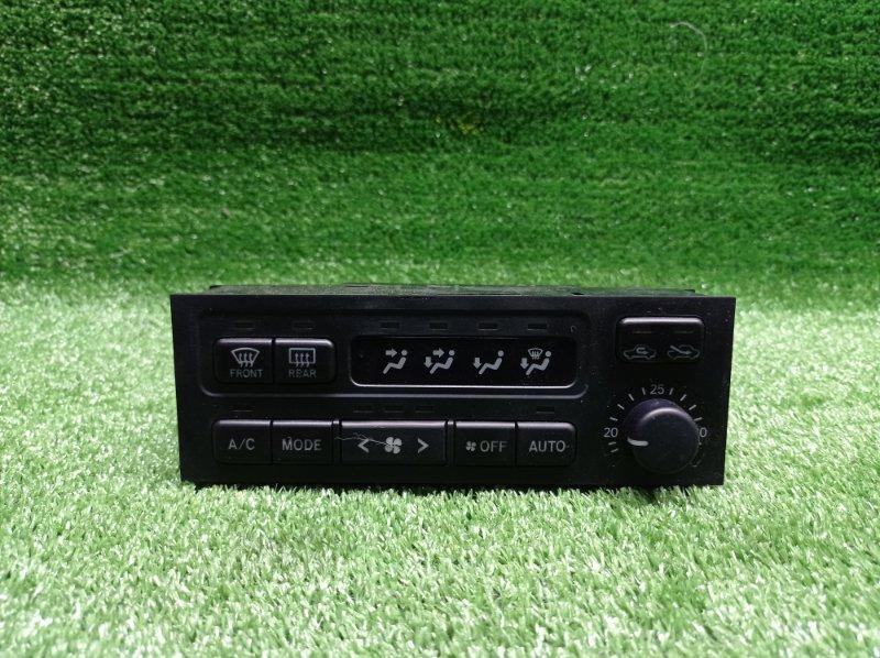 Блок управления климат-контролем Toyota Chaser GX100 (б/у)