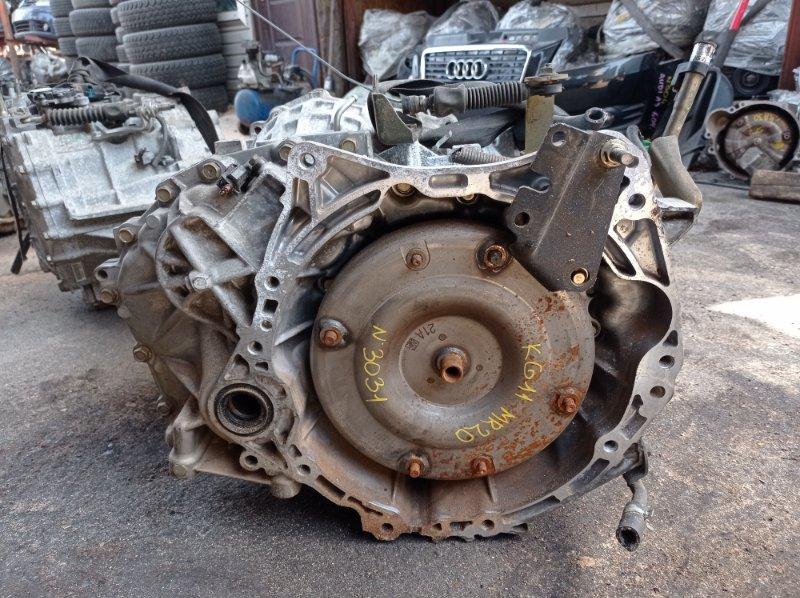 Акпп Nissan Bluebird Sylphy KG11 MR20DE 2006 (б/у)