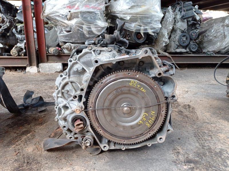 Акпп Honda Fit GE6 L13A 2009 (б/у)