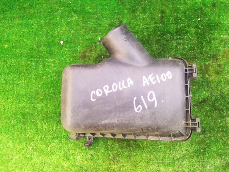 Корпус воздушного фильтра Toyota Corolla AE100 5AFE 2000 (б/у)