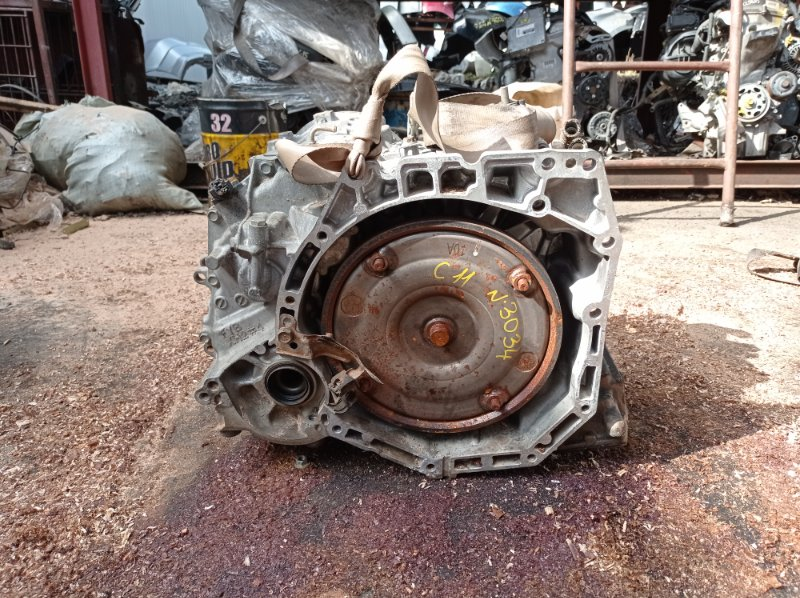 Акпп Nissan Tiida C11 HR15DE 2009 (б/у)
