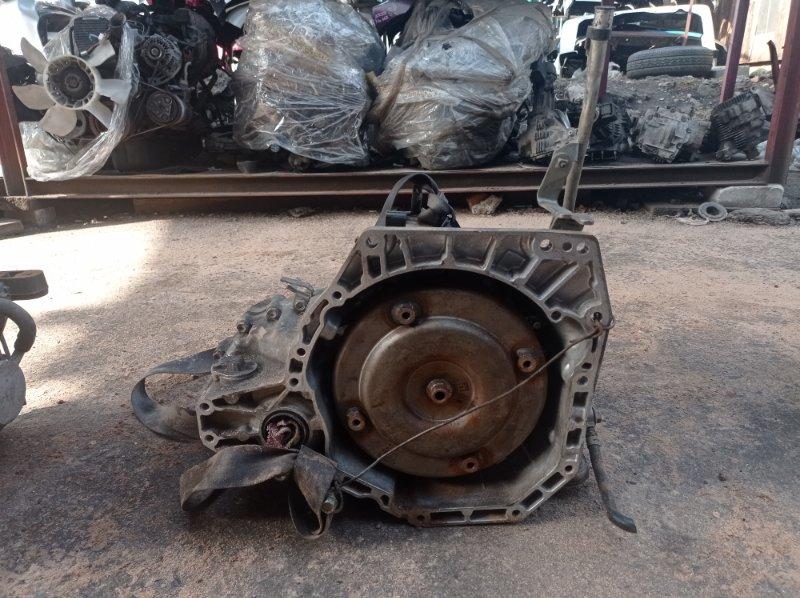 Акпп Nissan Tiida SNC11 HR15DE 2009 (б/у) RE4F03BFQ40