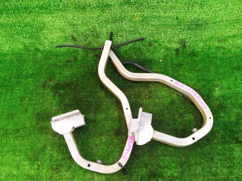Петля крышки багажника Nissan Sunny FNB15 QG15DE 2001 (б/у)