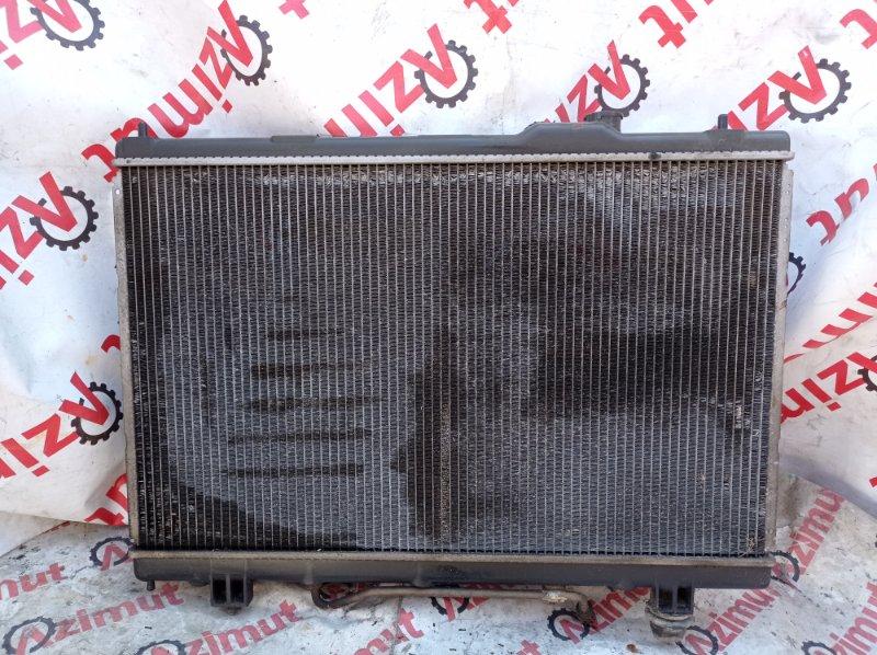 Радиатор основной Toyota Gaia SXM15 3SFE 2001 (б/у)