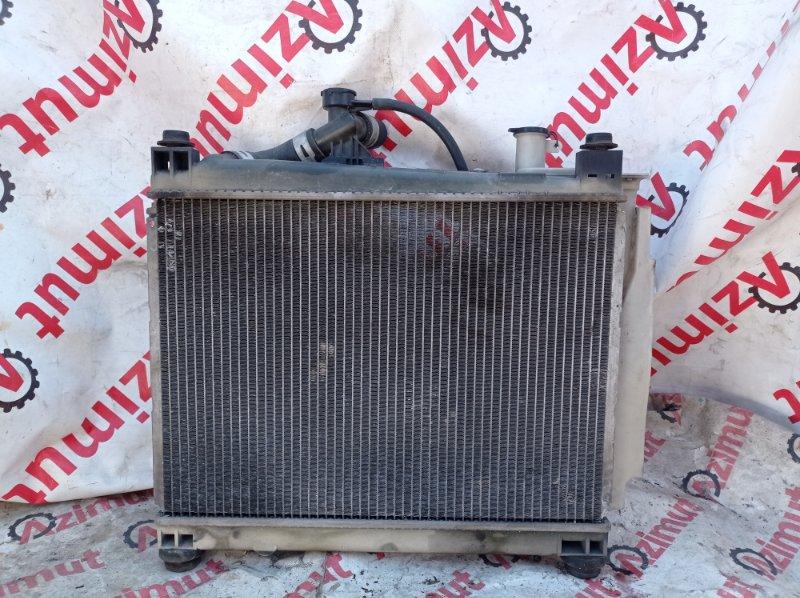 Радиатор основной Toyota Vitz NCP15 2NZFE 2002 (б/у)