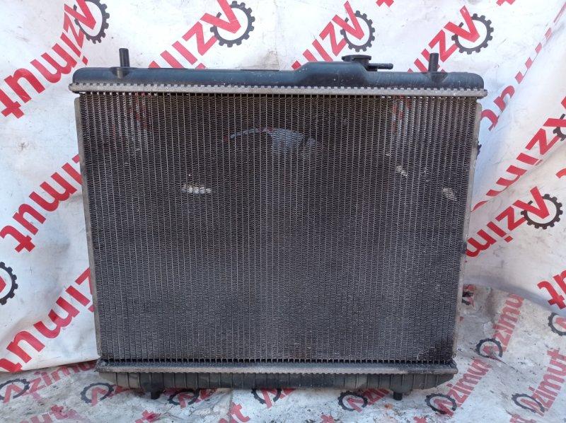 Радиатор основной Daihatsu Terios Kid J111G EFDEM 2001 (б/у)
