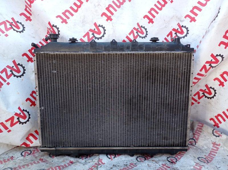 Радиатор основной Nissan Serena KVNC23 CD20ET 1997 (б/у)