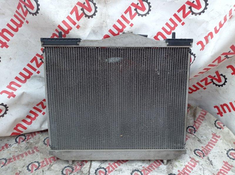 Радиатор основной Daihatsu Terios J102G K3VE (б/у)