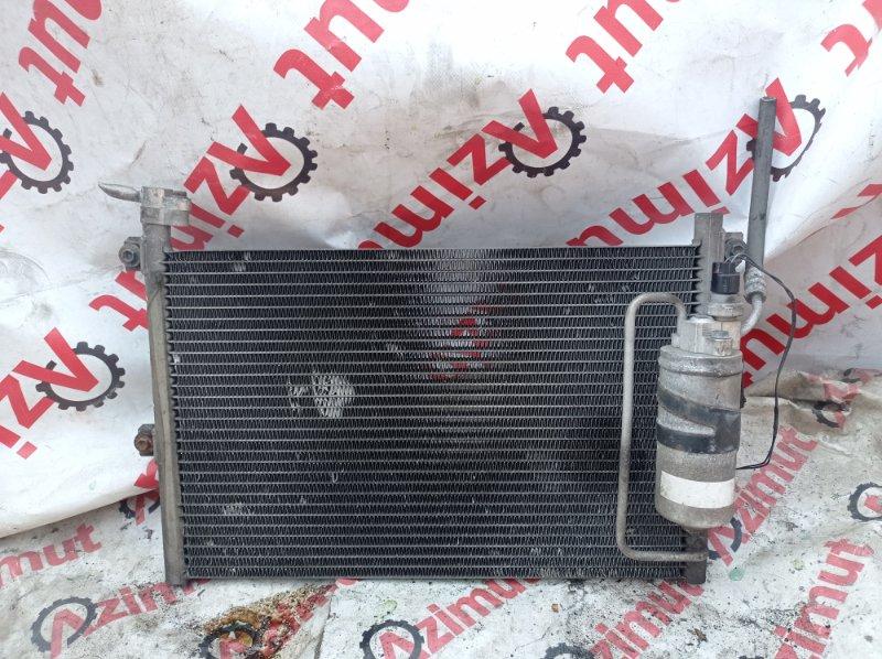 Радиатор кондиционера Suzuki Jimny JB23W K6A-T 2001 (б/у) 9531181A50
