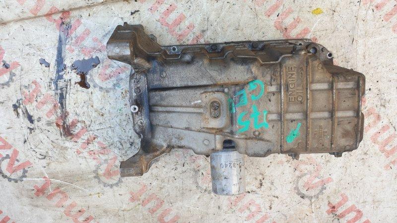 Поддон Honda Fit GE7 L13A (б/у)