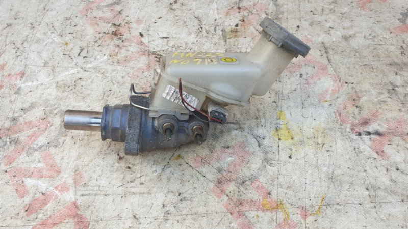 Главный тормозной цилиндр Suzuki Kei HN22S K6AT 2003 (б/у)