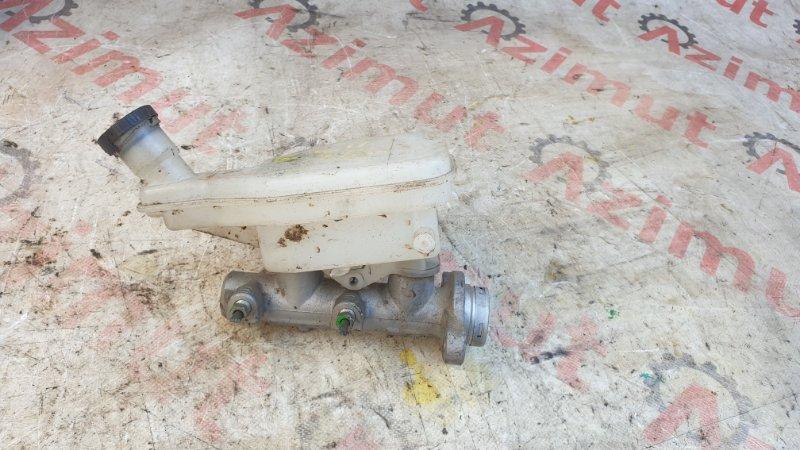 Главный тормозной цилиндр Nissan Tiida C11 HR15DE 2009 (б/у) 46010ED80A