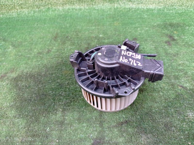 Мотор печки Toyota Ractis NCP100 1NZFE 03.2006 (б/у)