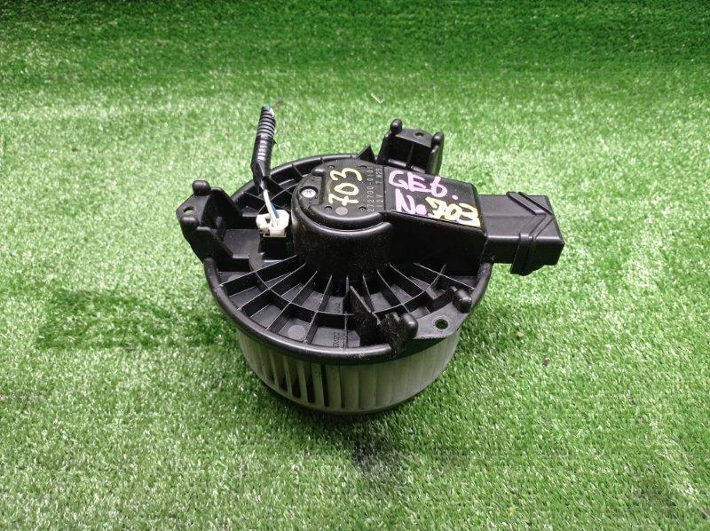 Мотор печки Honda Fit GE6 L13A 2010 (б/у)