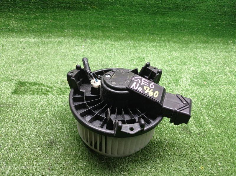 Мотор печки Honda Fit GE6 L13A 2012 (б/у)