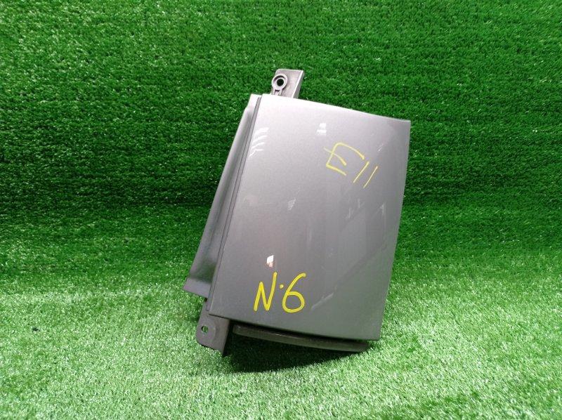Планка под стоп Nissan Note E11 задняя правая (б/у)