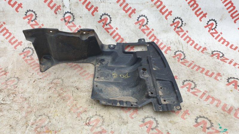 Защита двигателя Toyota Isis ANM10 1AZFSE левая (б/у)