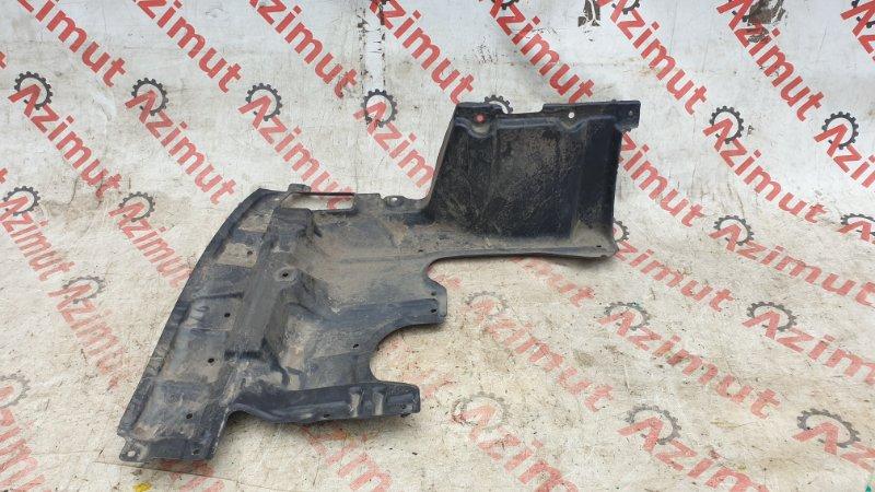 Защита двигателя Toyota Isis ANM10 1AZFSE правая (б/у)