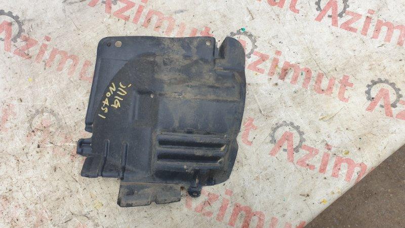 Защита двигателя Daihatsu Terios Kid J111G EFDEM 2001 левая (б/у)