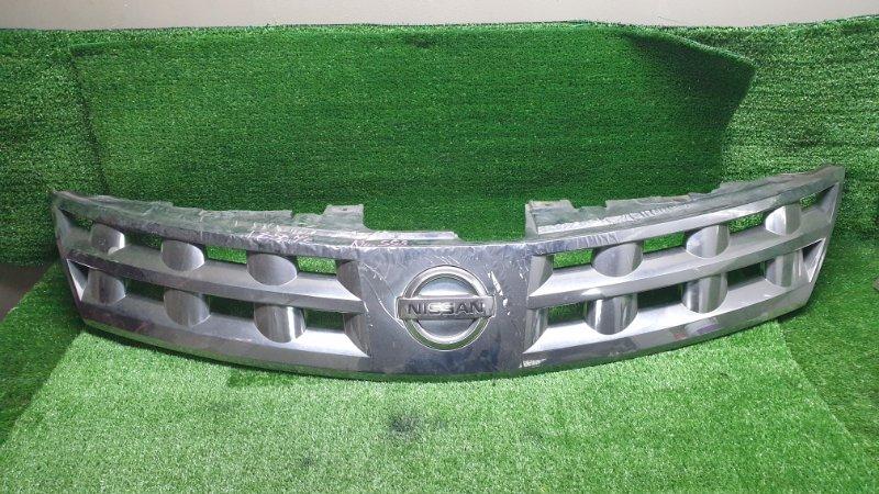Решетка радиатора Nissan Murano TZ50 QR25DE 2005 (б/у) 62310CA000