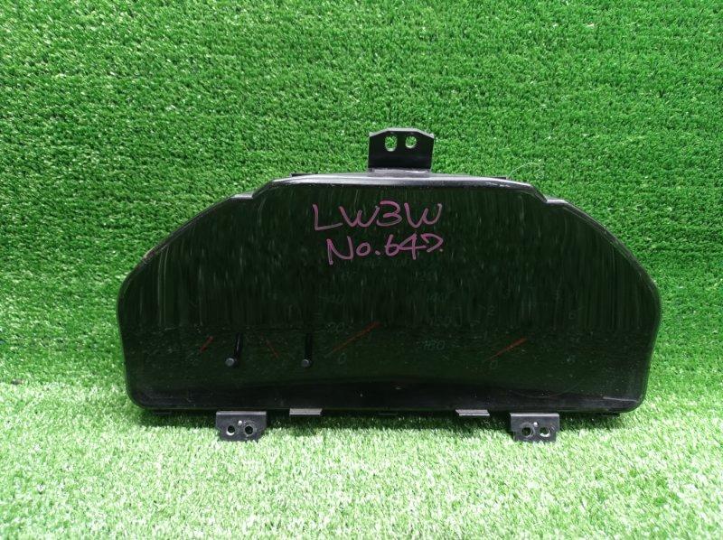Спидометр Mazda Mpv LW3W L3DE 2002 (б/у)