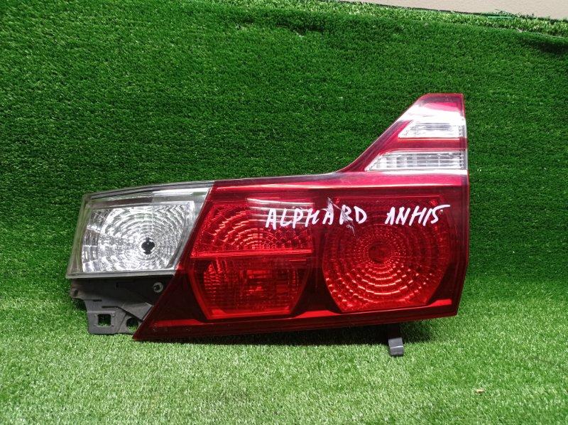 Стоп-вставка Toyota Alphard ANH15W правая (б/у)