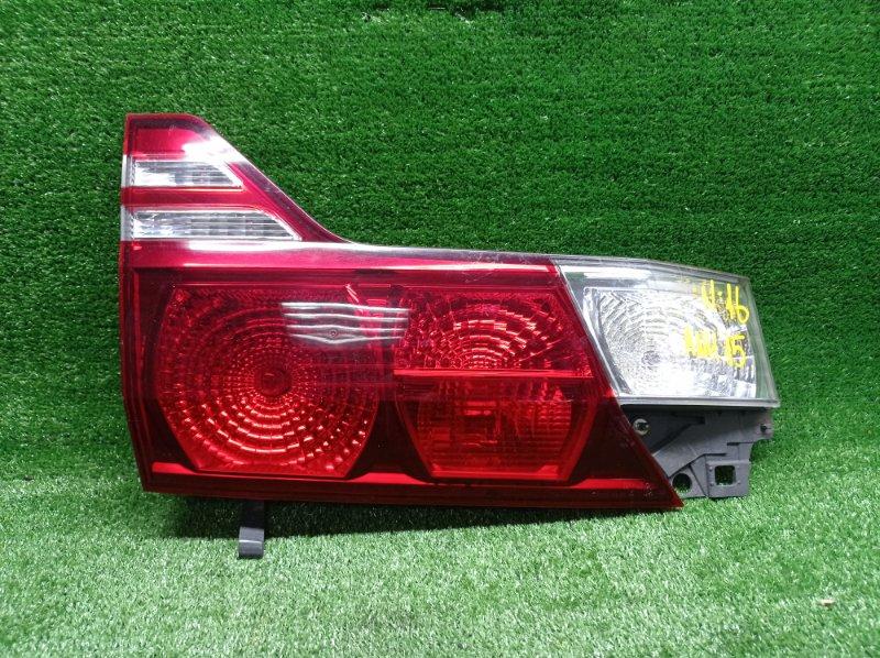 Стоп-вставка Toyota Alphard ANH15W левая (б/у)