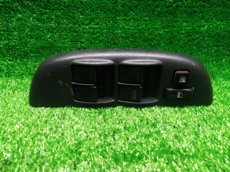 Пульт стеклоподъемника Toyota Funcargo NCP20 2NZFE 2003 передний правый (б/у)