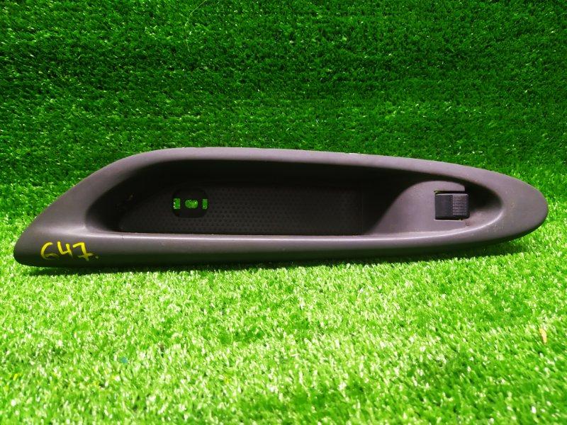 Пульт стеклоподъемника Mazda Mpv LW3W L3DE 2002 передний левый (б/у)