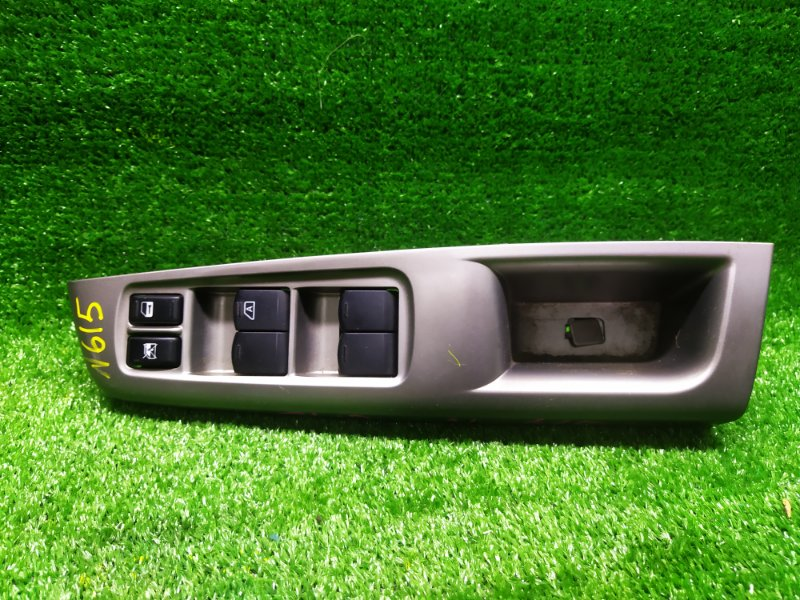 Пульт стеклоподъемника Subaru Impreza GH2 EL154JP 2009 передний правый (б/у)