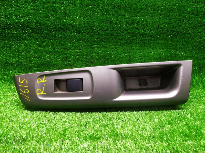 Пульт стеклоподъемника Subaru Impreza GH2 EL154JP 2009 задний правый (б/у)