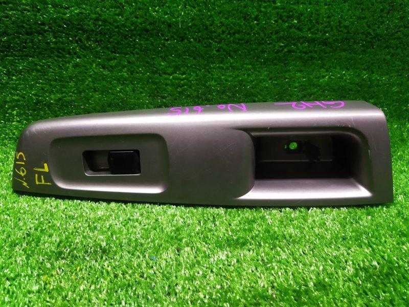 Пульт стеклоподъемника Subaru Impreza GH2 EL154JP 2009 передний левый (б/у)