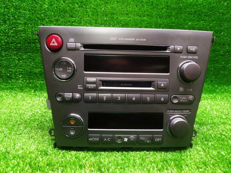 Магнитофон Subaru Legacy BP5 EJ204DP 2005 (б/у)