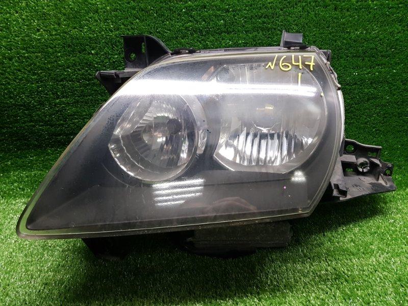 Фара Mazda Mpv LW3W L3DE 2002 передняя левая (б/у)