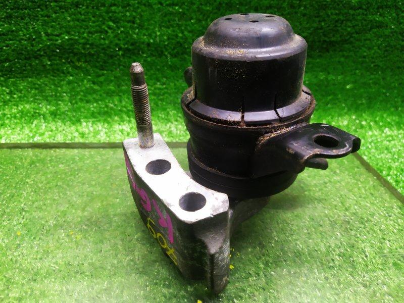 Подушка двигателя Toyota Passo KGC10 1KRFE правая верхняя (б/у)