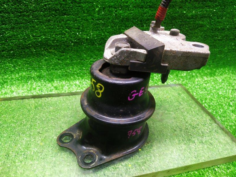 Подушка двигателя Honda Fit GE6 L13A 2007 правая верхняя (б/у)
